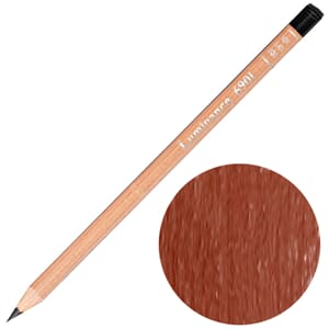 Caran d'Ache: Natural Russet - Luminance
