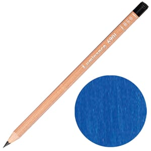Caran d'Ache: Permanent ultramarine - Luminance