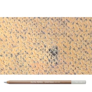 Caran d'Ache: Light flesh 10% - Pastel Pencil