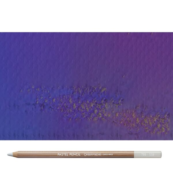 Caran d/'Ache Pastel Pencil Cobalt Violet
