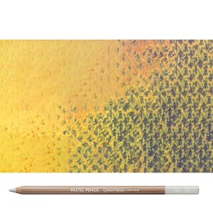 Caran d'Ache: Golden bismuth yellow - Pastel Pencil