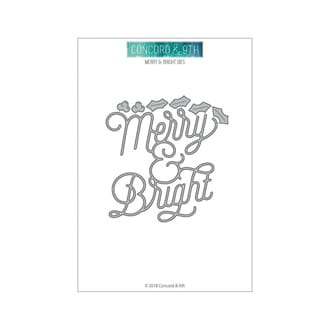 Concord & 9th: Merry & Bright Dies