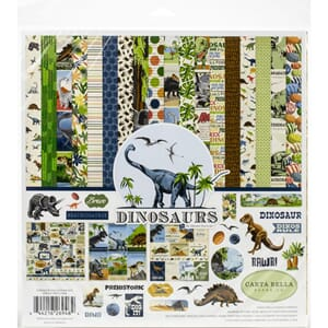 Carta Bella: Dinosaurs Collection kit