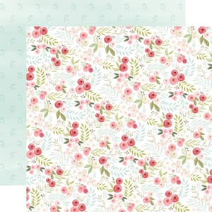 Carta Bella: Subtle Small Floral - Flora No. 3