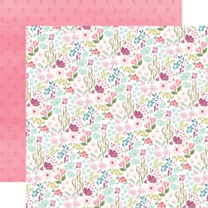 Carta Bella: Bright Small Floral - Flora No. 6