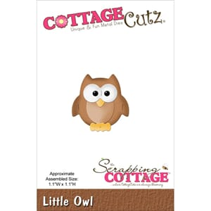 CottageCutz: Little Owl Die