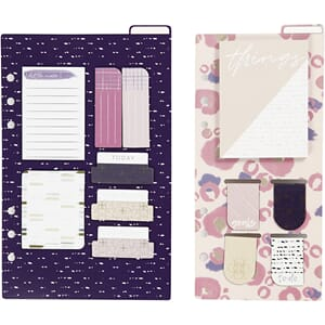 Journal & Planner - Post-It & bokmerker