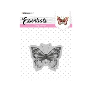 Studio Light Cling Stamp Essentials - 08