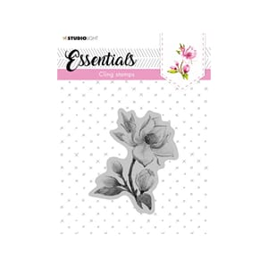 Studio Light Cling Stamp Essentials - 09