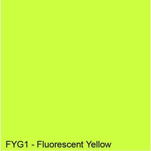 Copics Sketch - FLUORESCENT YELLOW