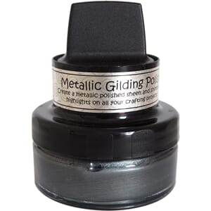 Cosmic Shimmer - Graphite Metallic Gilding Polish