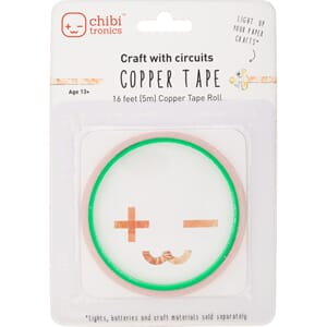 Chibitronics Copper Tape, apprx 16 feet