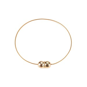 Darice: Gold Magnetic Clasp Bracelet, 8 inch