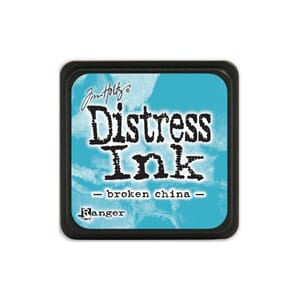 Tim Holtz: Broken China - Distress MINI Ink Pad