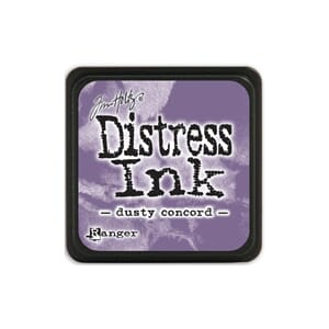 Tim Holtz: Dusty Concord - Distress MINI Ink Pad