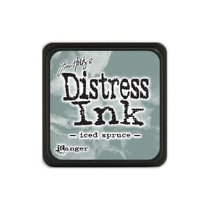 Tim Holtz: Iced Spruce - Distress MINI Ink Pad