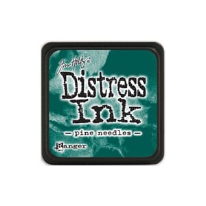 Tim Holtz: Pine Needles - Distress MINI Ink Pad