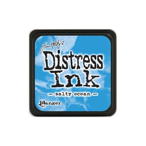 Tim Holtz: Salty Ocean - Distress MINI Ink Pad