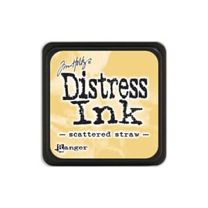 Tim Holtz: Scattered Straw - Distress MINI Ink Pad