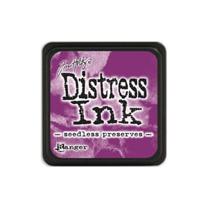 Tim Holtz: Seedless Preserves - Distress MINI Ink Pad