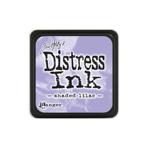 Tim Holtz: Shaded Lilac - Distress MINI Ink Pad