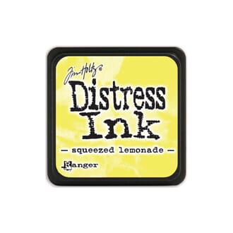 Tim Holtz: Squeezed Lemonade - Distress MINI Ink Pad
