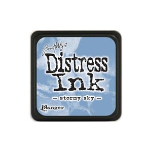 Tim Holtz: Stormy Sky - Distress MINI Ink Pad