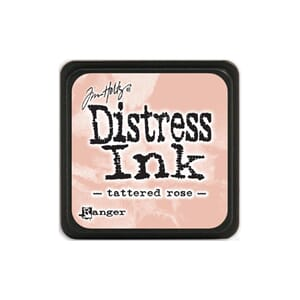Tim Holtz: Tattered Rose - Distress MINI Ink Pad