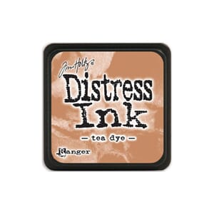 Tim Holtz: Tea Dye - Distress MINI Ink Pad