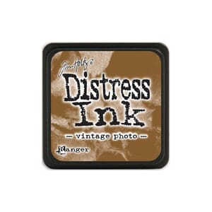 Tim Holtz: Vintage Photo - Distress MINI Ink Pad