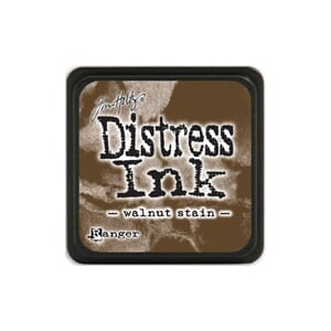 Tim Holtz: Walnut Stain - Distress MINI Ink Pad