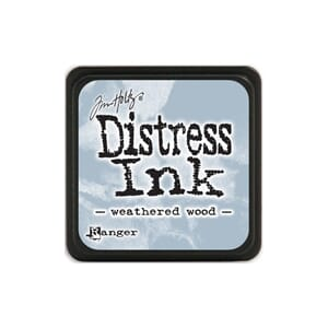 Tim Holtz: Weathered Wood - Distress MINI Ink Pad