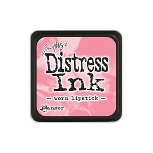 Tim Holtz: Worn Lipstick - Distress MINI Ink Pad