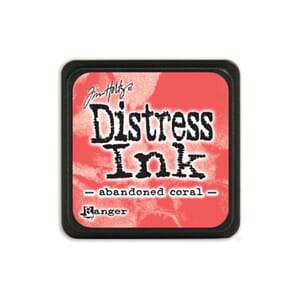 Tim Holtz: Abandoned Coral - Distress MINI Ink Pad