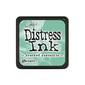 Tim Holtz: Cracked Pistachio - Distress MINI Ink Pad