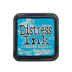 Tim Holtz: Mermaid Lagoon - Distress MINI Ink Pad