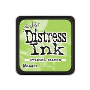 Tim Holtz: Twisted Citron - Distress MINI Ink Pad