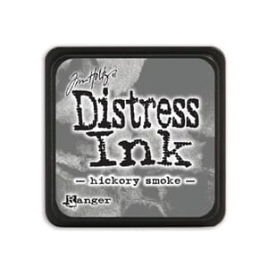 Tim Holtz: Hickory Smoke - Distress MINI Ink Pad