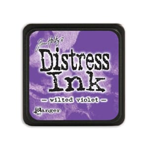 Tim Holtz: Wilted Violet - Distress MINI Ink Pad