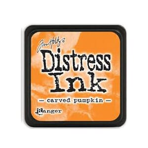 Tim Holtz: Carved Pumpkin - Distress MINI Ink Pad