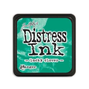 Tim Holtz: Lucky Clover - Distress MINI Ink Pad