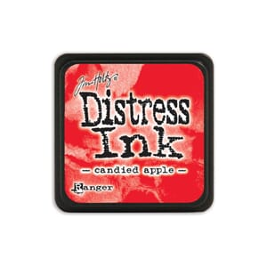 Tim Holtz: Candied Apple - Distress MINI Ink Pad