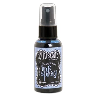 Dylusions: Collection Ink Spray - Periwinkle Blue