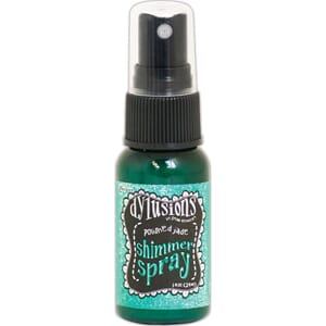 Dylusions: Polished Jade - Shimmer Sprays 1oz