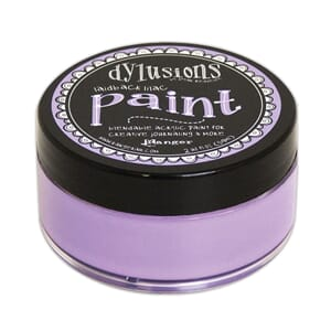 Dylusions: Laidback Lilac - Dylusions Paint, 59 ml