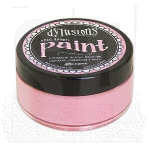 Dylusions: Rose Quartz - Dylusions Paint, 59 ml