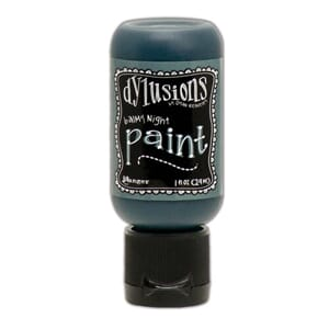 Dylusions: Balmy Night - Acrylic Paint, 1oz