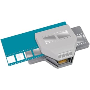 EK Success: Film Strip - Large Edge Punch