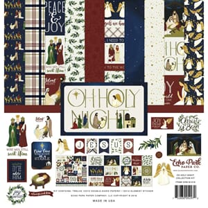Echo Park: Oh Holy Night Collection Kit, 12x12 inch