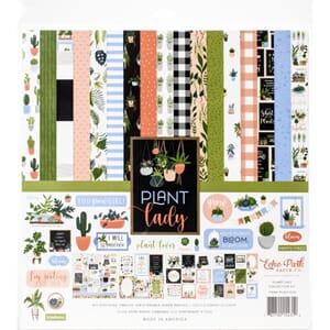 Echo Park: Plant Lady Collection Kit, 12x12 inch